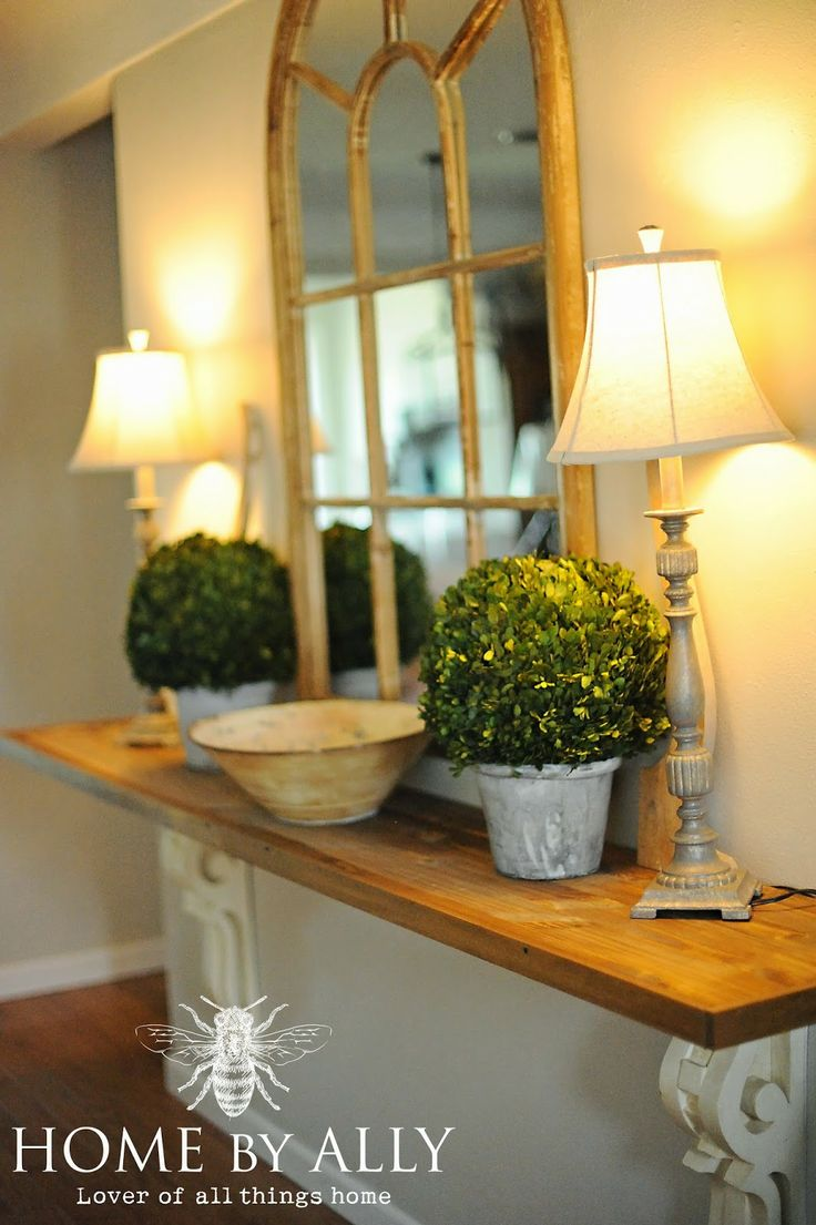 cheap side tables for living room the best rugs 25+ entryway shelf ideas on pinterest | hallway ...