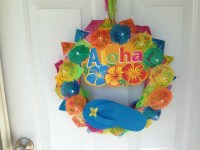 17 Best images about Wreaths on Pinterest | Summer wreath ...