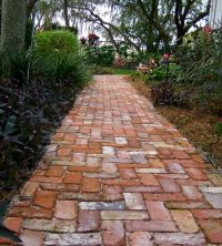 25+ best ideas about Brick path on Pinterest | Brick ...
