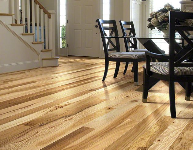 Hardwood Lucky Day 325  SW478  Rustic Natural Hickory