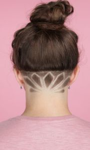 ideas shaved hair