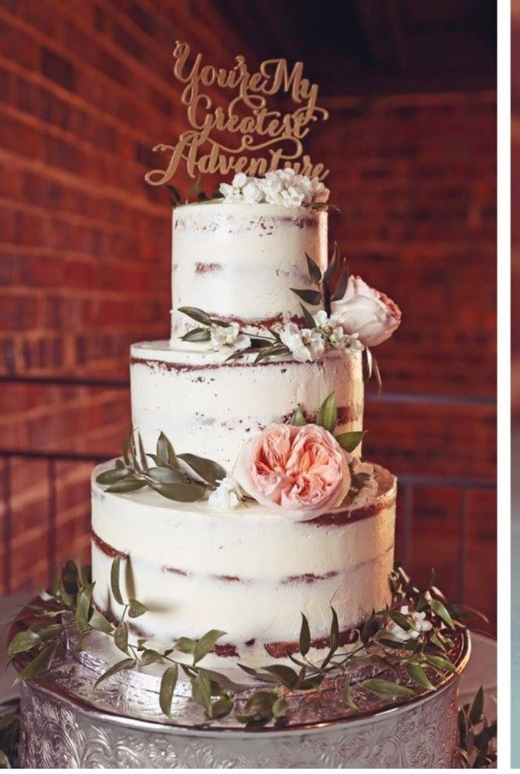 Wedding Cakes Birches And Tier Wedding Cakes On Pinterest