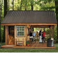 1000+ images about Outdoor bars on Pinterest | Bar shed ...