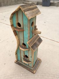 25+ best ideas about Decorative bird houses on Pinterest ...