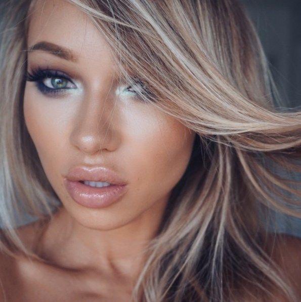 Blonde haarfarbe trend 2016  httpfrisuren2016ru