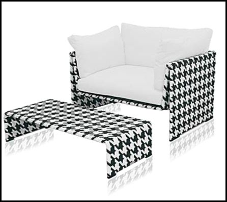 34 Best Images About Houndstooth Decor On Pinterest Contemporary