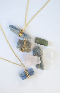 25+ best ideas about How to make necklaces on Pinterest ...