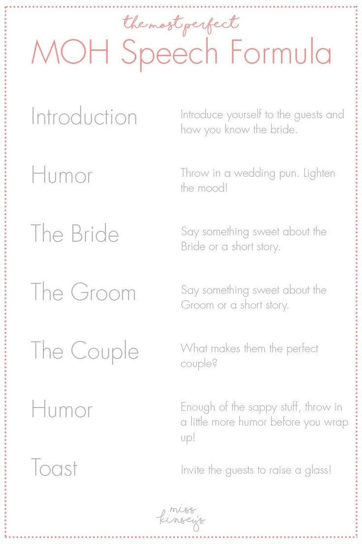 25+ best ideas about Maid of honor speech on Pinterest