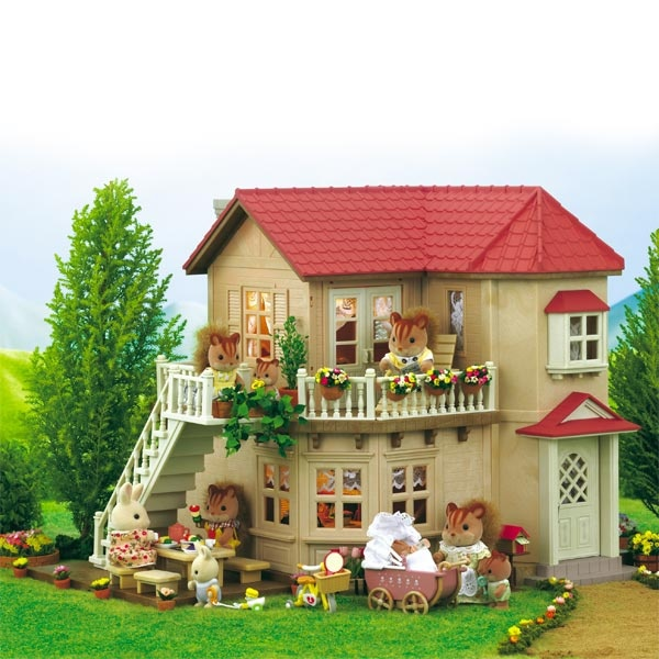 Sylvanian Old Oak Hollow Treehouse