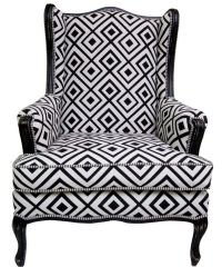 1000+ images about wing chairs on Pinterest | Stripes, One ...