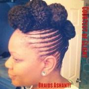 braids ashanti