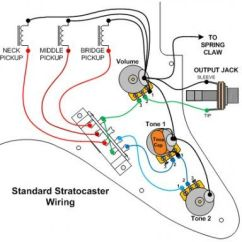 Fender Mustang Guitar Wiring Diagram Nissan X Trail T31 Audio Images Of Stratocaster Pickup Wire | Stratomaniac Pinterest ...