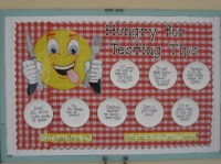 116 best images about Bulletin Boards for Adults on ...