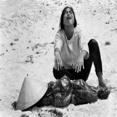 Image result for mother with baby vietnam war image
