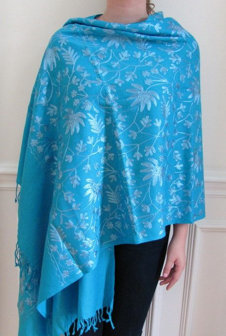 1000+ images about Scarves and shawls on Pinterest