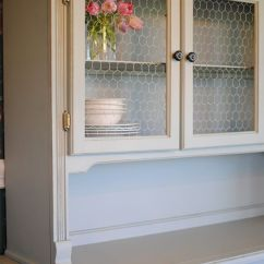Refinishing Oak Kitchen Cabinets Cabinet Phoenix 29 Best Images About Chicken Wire Doors On ...