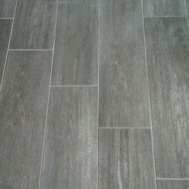 Tile floors that look like wood  Floor  Pinterest