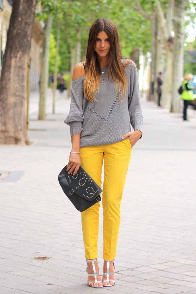 25 Best Ideas About Yellow Jeans Outfit On Pinterest