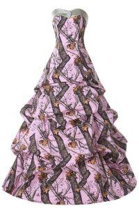 25+ best ideas about Camo Wedding Dresses on Pinterest ...