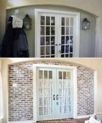 1000+ ideas about Faux Brick Walls on Pinterest | Brick ...