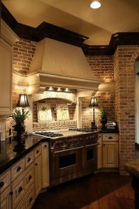 Best 20+ Faux brick backsplash ideas on Pinterest
