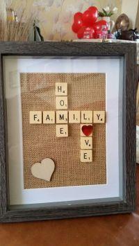1000+ ideas about Scrabble Tile Crafts on Pinterest ...