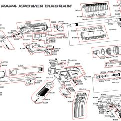 Ruger Ar 15 Exploded Diagram Relay 5 Pin Wiring M4 Carbine Schematic | Guns Pinterest