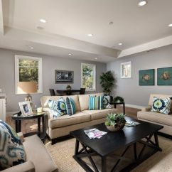 Turquoise Accent Chairs Recliner Chair Covers For Incontinence Family Room | Ruhm Inc. Lovely Living Rooms Pinterest Beige Sofa, House Of And ...