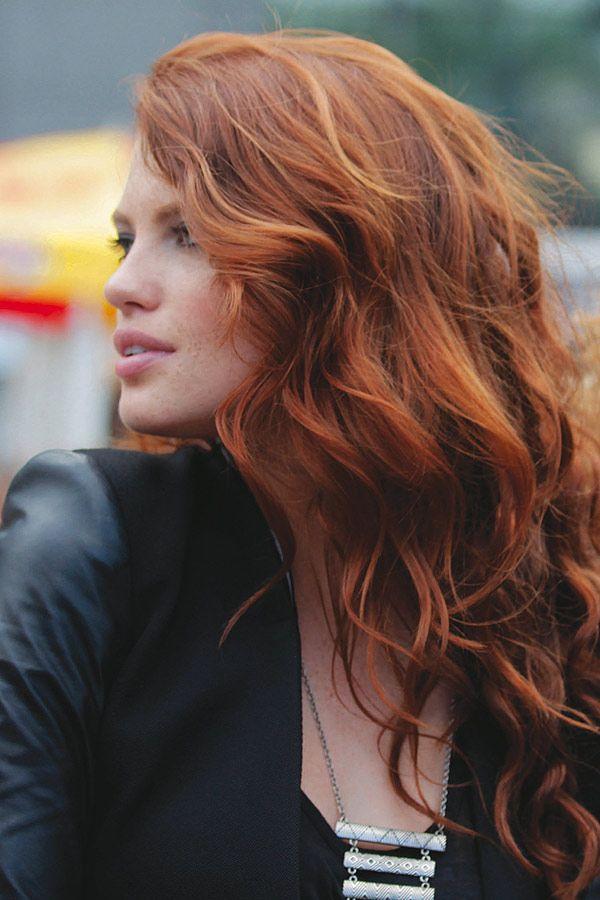 The 25 Best Frisur Rote Haare Ideas On Pinterest