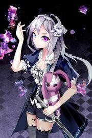 pretty cool cute anime girl turnedledt
