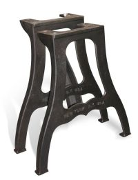 17 Best ideas about Wrought Iron Table Legs on Pinterest