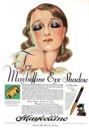 ideas 1930s makeup