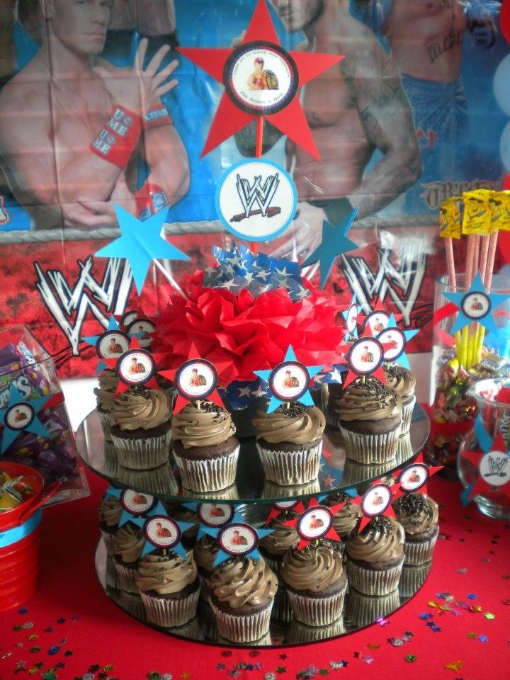Torre Para De Cupcakes Cumplea 241 Os Inspirado En Los