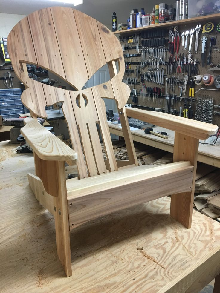 wooden skull chair patio recliner chairs plans decorating interior of your house 587 best images about on pinterest woodworking wood