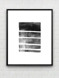 Simple Black And White Wall Art | www.pixshark.com ...