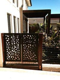 Sanctum screen/decorative gates | Privacy Screens Brisbane ...