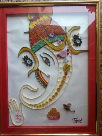17 Best images about Sri Ganesh Art on Pinterest   Wall ...
