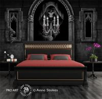 17 best images about Anne Stokes Wall Murals on Pinterest ...