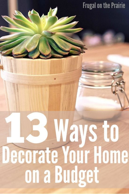 698 Best Images About Budget And Dirt Cheap Decorating On