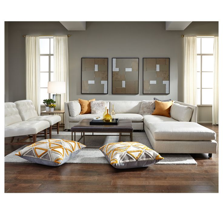 Mitchell Gold Bob Williams Our Favorite Sectional The Franco Products We Love