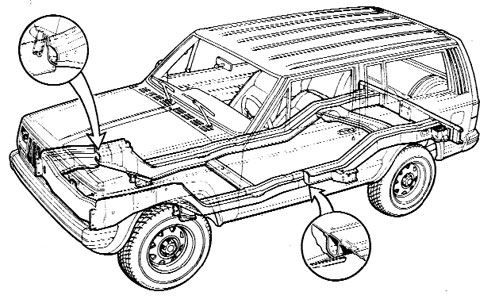 Wiring Harness 1996 Jeep Xj Jeep JK Wiring Harness Wiring