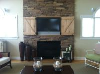 25 best images about Ideas for Georgetown fireplace mantel ...