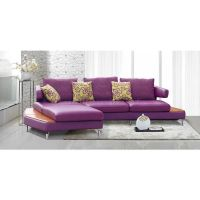 25+ best ideas about Purple leather sofas on Pinterest