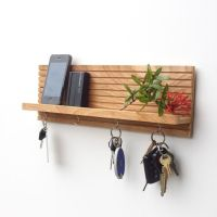 25+ best ideas about Wooden Key Holder on Pinterest ...
