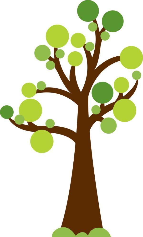 ideas tree clipart
