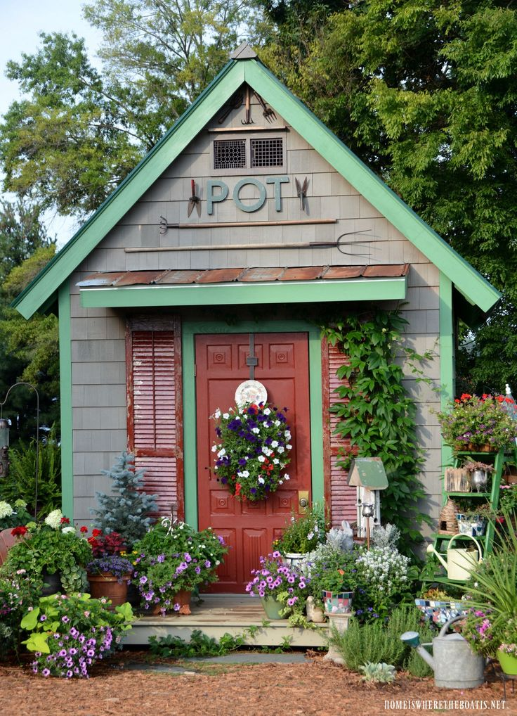 25 Best Ideas About Garden Sheds On Pinterest Outdoor Sheds