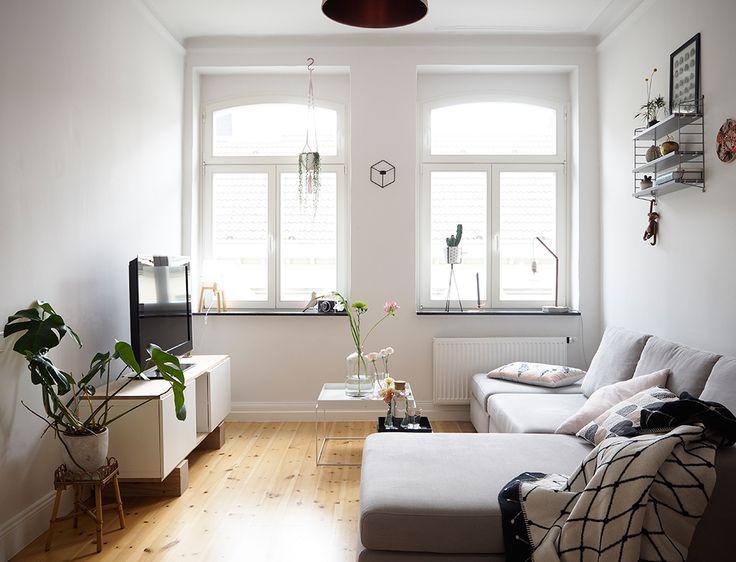kleines wohnzimmer gestalten - boisholz - Kleine Wohnzimmer Gestalten