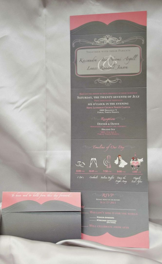 Cool Wedding Invitation Blog Gold Seal And Send