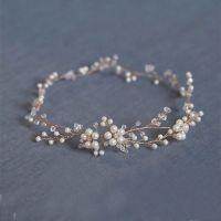 25+ best ideas about Pearl Headband on Pinterest