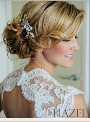 maid of honor hair style